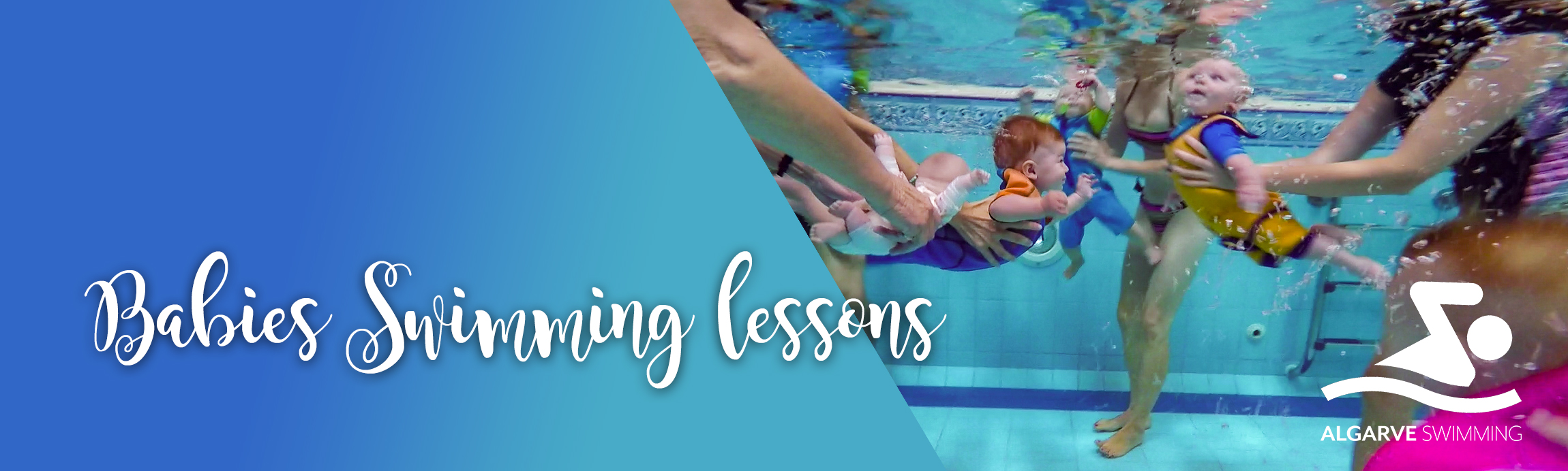 Baby Swimming Classes with Yvonne Fisher